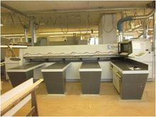 2001 Holzma panel saw HPP 82/43