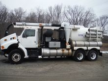 1998 Vactor Catch Basin Cleaner