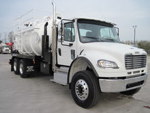 2013 Global Vac 3400 Gal 7195