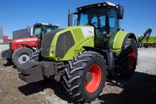 2008 CLAAS Axion 810