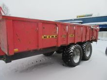 2009 Kire 15 tonnia
