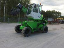 Used 2010 Sennebogen