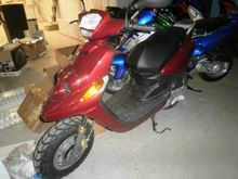 2003 MBK booster