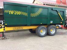 2015 Multiva TR200