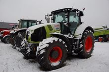 2015 CLAAS Axion 850
