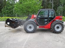 2006 Manitou MLT634