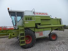 1988 CLAAS Dominator 108
