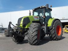 2010 CLAAS Axion 850