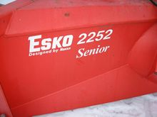 Used 2006 Esko 2252