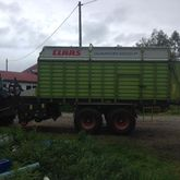 Used 2005 CLAAS QUAN