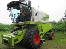 Used 2010 CLAAS Aver