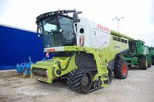 2015 CLAAS Lexion 780