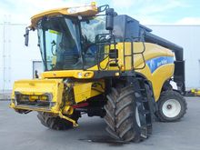 Used 2009 Holland CX