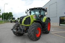 Used 2015 CLAAS Axio