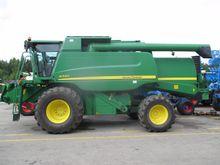 2011 John Deere W540