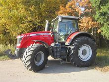 2010 Massey Ferguson 8680 Dyna