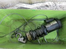 SUPERWINCH ELECTRIC WINCH 3/4 H