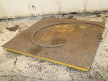 Used PLATFORM SCALE