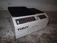 TOMY MTX-150 CENTRIFUGE