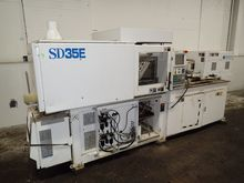 SUMITOMO SD35E INJECTION MOLDER