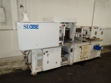 SUMITOMO SDE35E INJECTION MOLDE