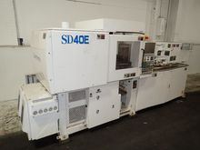 SUMITOMO SD40E INJECTION MOLDER