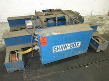 Used 1998 SHAW BOX 7