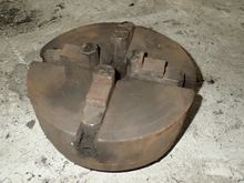 Used 4 JAW CHUCK 1 1