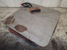 Used LIFT TABLE FOOT