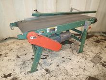 "ROACH BELT CONVEYOR 28"" X 76"" X"