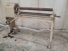 RUF MACHINERY SLITTER 1/3 HP, 1