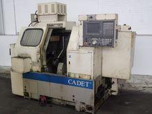 Used OKUMA LNC8 CNC