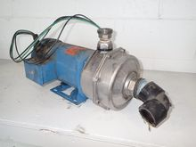 GOULDS LC S/S PUMP 3450 RPM