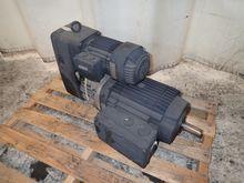 DEMAC MOTOR 12.5 HP, 1135 RPM