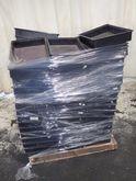 Used PLASTIC BINS in