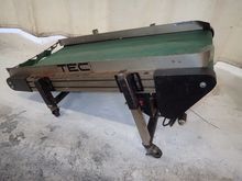 Used TEC BELT CONVEY