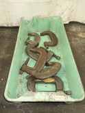 Used C CLAMPS Q7 in