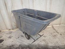 Used PLASTIC TRASH B