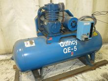 Used QUINCY QE-5 AIR