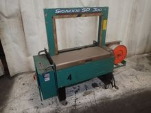 Used SIGNODE SP-300