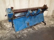 Used PORTABLE ROLLER