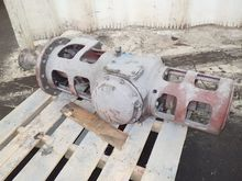 Used PUMP / GEAR BOX