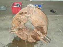 Used 3 JAW CHUCK 8""