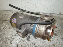 G & L 7STK1 PUMP 3450 RPM