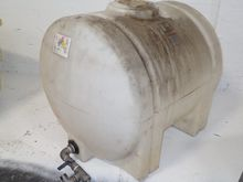 Used PLASTIC TANK 36