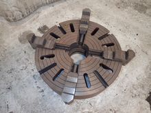 BISON 4 JAW CHUCK