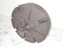 Used 4 JAW CHUCK 3 1