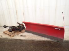 WESTERN 60381 PLOW ATTACHMENT L