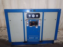 Used QUINCY GSVI VAC