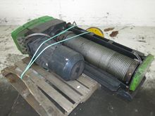 Used STAHL HOIST in